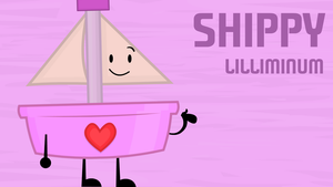 Object Commissions #20: Shippy by FusionAnimations117