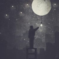 The Boy Who Lit The Stars by zungzwang