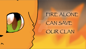 Firestar by Bindiluckycat