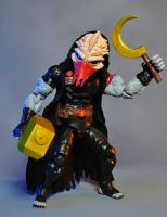 Anti-FA Mutant action figure by Jin-Saotome
