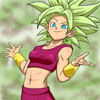 Kefla Shrug by hhwfour