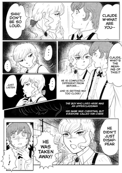 sinfonia is my fave shoujo manga by xCastra