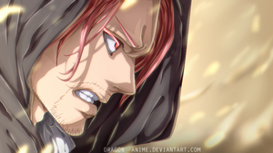 Shanks | ONE PIECE  [907] by Dragon--anime
