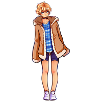 Garroth Genderbend - MyStreet by FlyingPings