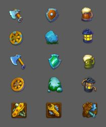 Game Icons by Jonik9i