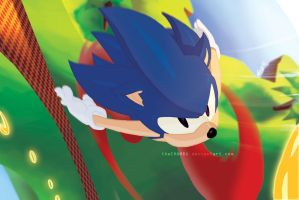 Catch him!! by theCHAMBA