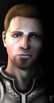 DAO: Alistair by Maloneyberry
