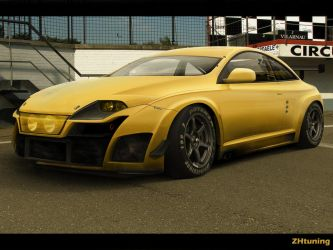 RS Laguna LM-GT2 Prototyp by ZHtuning