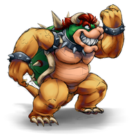 Bowser by Dekuinthelake