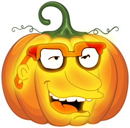 The Swellest Pumpkin of All by Hiro-teh-Zilla