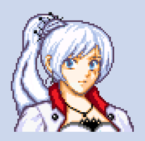 Updated Weiss Schnee Pixel by Ronku