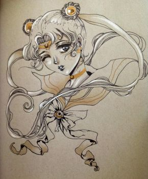 Sailor Moon now and always by Giname