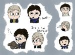 Sherlocked by Saza-Productions