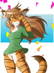 Flora--TwoKinds by EvonAllure