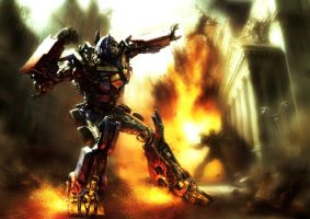 Transformers by Sidebomb