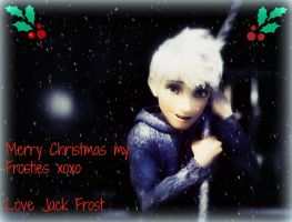Merry Christmas from Jack Frost by CeeJayFrost