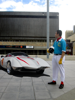 Go Speed Racer Go, Cosplay by jhonedwardelric