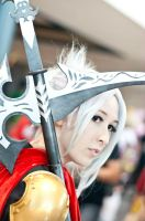 Sice Final Fantasy Type 0 Cosplay by EroticNeko