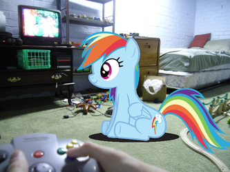 My Little Dashie: The M Rated Game Pt3 by Eli-J-Brony