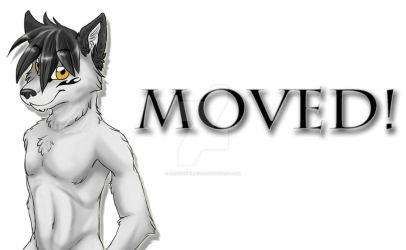 Moved to a new account! by Dragonfire16