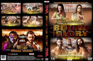 TNA Bound for Glory 2012 by Spacehoper29