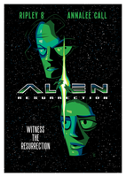 Alien Resurrection by ivewhiz