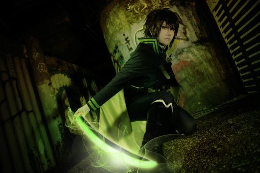Seraph of the End by sharuruka
