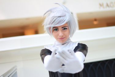 Katsucon 2014 - Danny Phantom and Sam(PS) 55 by VideoGameStupid