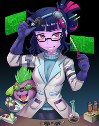 Mad Scientist by iojknmiojknm