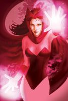 SSC - Scarlet Witch by WScottForbes
