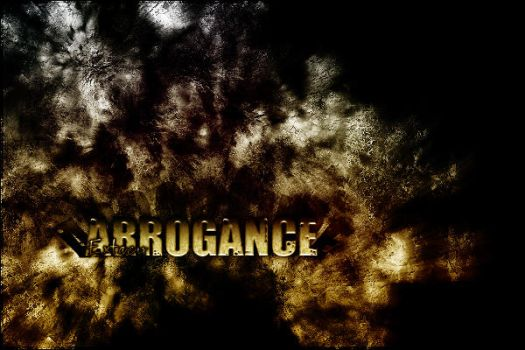 Arrogance, Grunge Brushes by Bi-Extacy