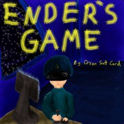 Ender's Game Poster by Shells124
