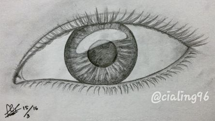 Eye by Cialing