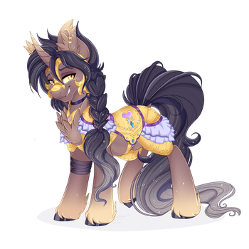 Twilight Thorn by Silent-Shadow-Wolf