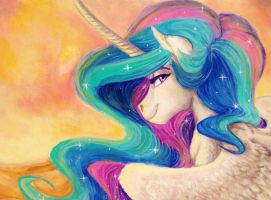 The Sun's Daydream by Earthsong9405