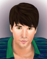 James Maslow by IndigoRavenlily