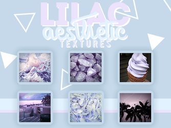 LILAC AESTHETIC TEXTURES by SabDesings