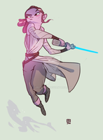 Rey by Chromulus