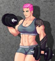 Zarya by elee0228