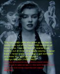 Norma Jeane: the Sad, Bitter Girl Behind Marilyn by diddles25
