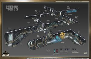 Tech Corridors Overview by DNA-1