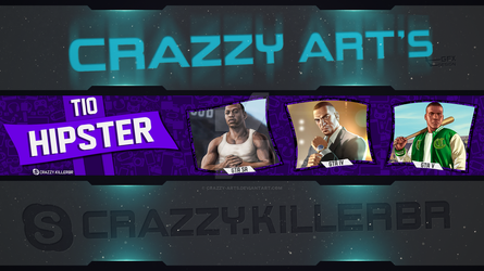 Banner GTA by Crazzy-Arts