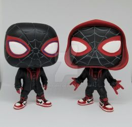 Miles Morales  Spider-Man:Into The Spider-Verse by LMRourke