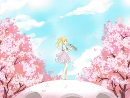 Your Lie In April: Tears by suoh12
