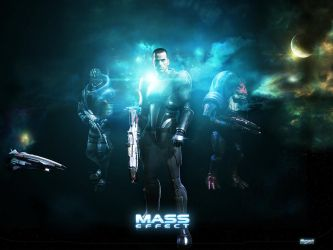 Mass Effect by massivespark