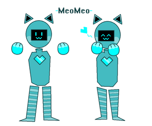 MeoMeo ref by SkyMeowCute