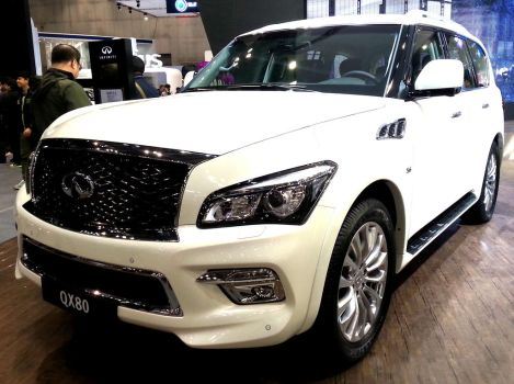Super Large SUV from Infiniti by toyonda
