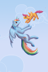 Fly Free by Golden-light