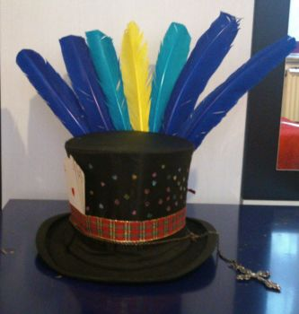 The Hat of Hatter by Delimei