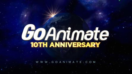 Celebrating 10 Years of Go!Animate by SquadHater2002